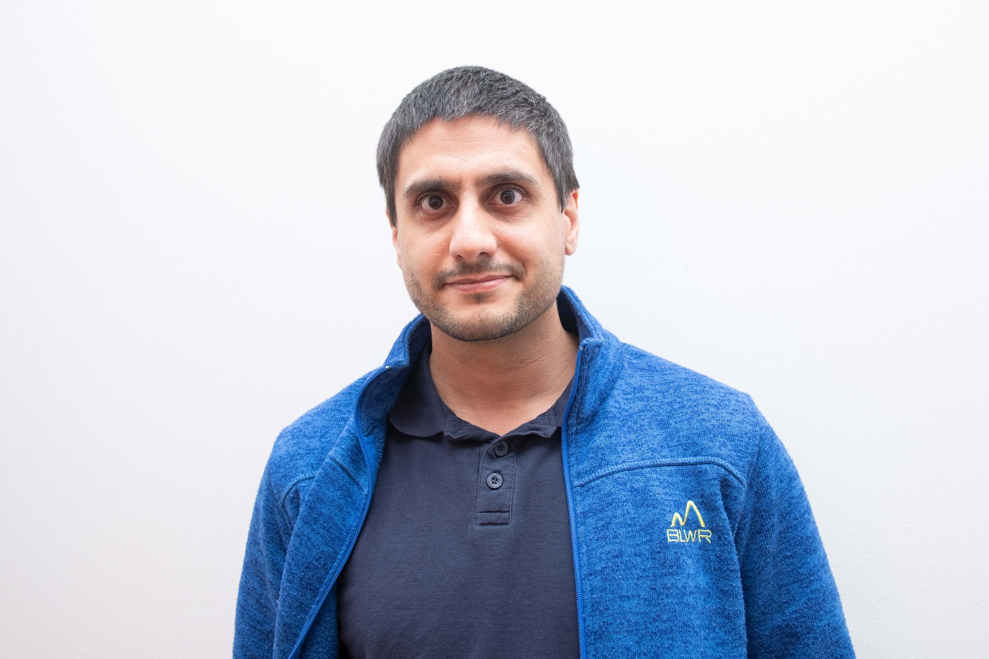 Ramin Behrouz